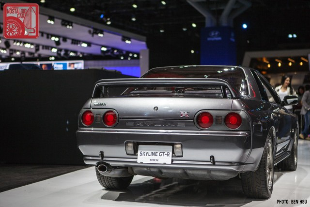 2017 Nissan Gt R Nismo >> NY Auto Show: 2017 Nissan GT-R brings all generations ...