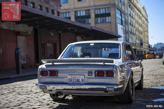 69_1971 Nissan Skyline GTR Hakosuka KPGC10 in NYC