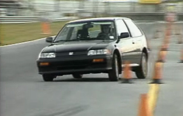 Honda CIvic EF Motorweek