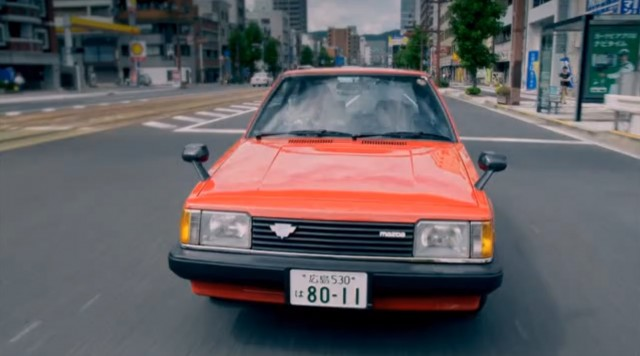 James May Cars of the People Mazda 323 Familia