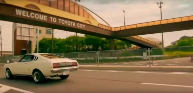James May Cars of the People Toyota Celica Liftback