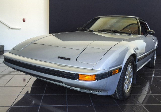 Mazda Heritage Collection RX-7 GSL-SE