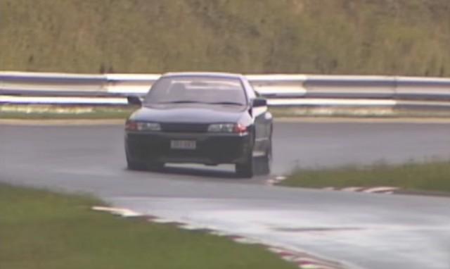 Nissan Skyline GT-R R32 Nurburgring Best Motoring