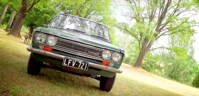 Shannons Club TV Datsun 510