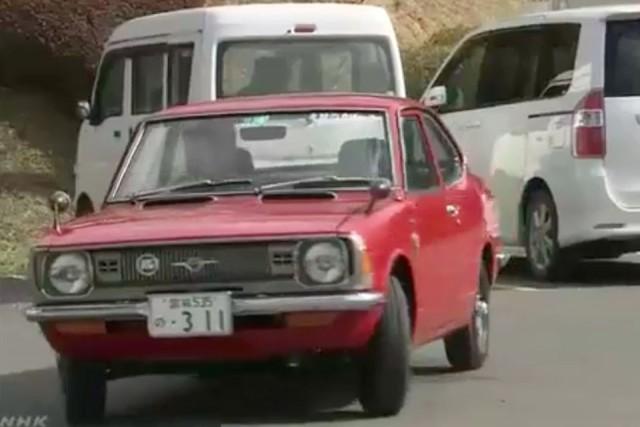 Toyota Corolla TE27 tsunami restoration 02