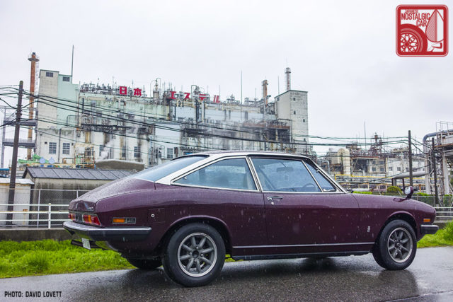 05 Isuzu 117 Coupe