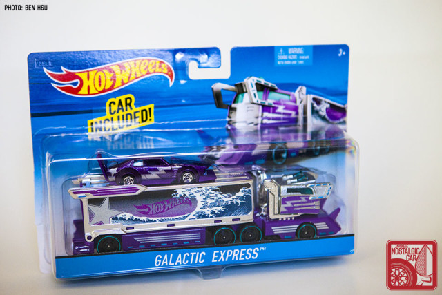 Hot Wheels Mad Manga Galactic Express 01