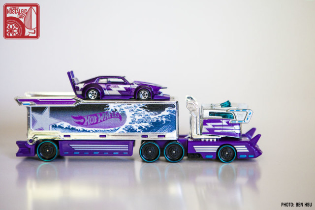 Hot Wheels Mad Manga Galactic Express 04