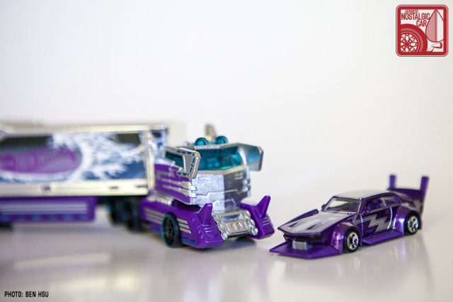 Hot Wheels Mad Manga Galactic Express 08