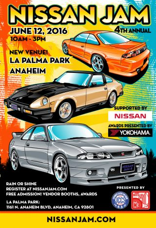 NissanJam2016
