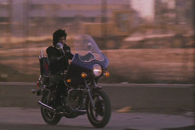 Prince Purple Rain motorcycle