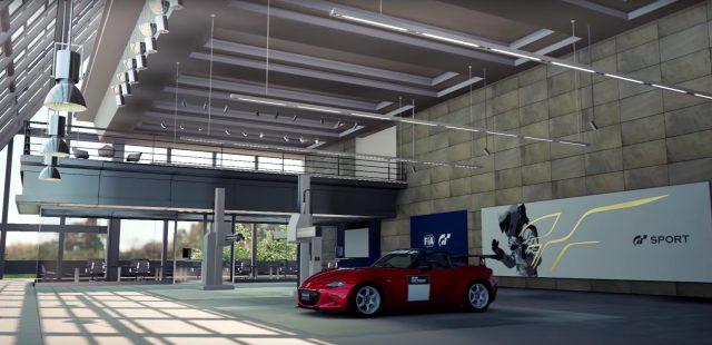 Gran Turismo Sport Mazda MX5 Miata