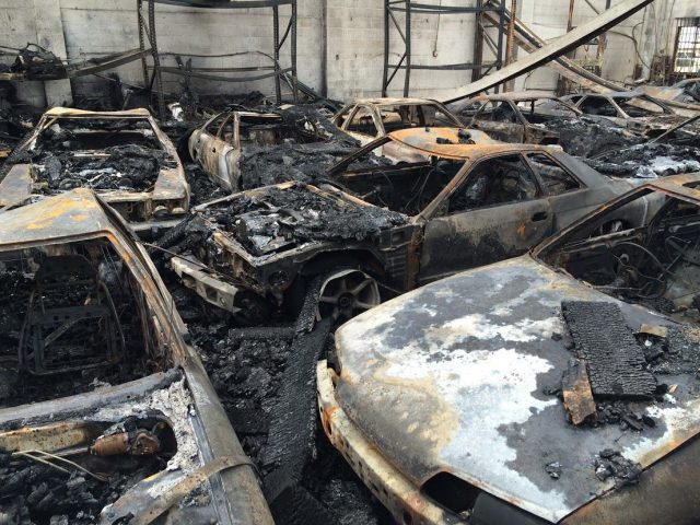 International Vehicle Importers fire 2