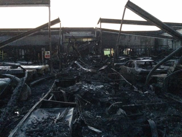 International Vehicle Importers >> News Warehouse Fire At Importer Destroys Dozens Of Cars Japanese