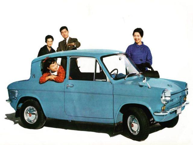 Mazda Carol Mother's Day