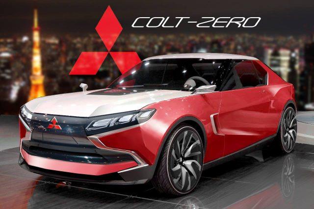 Nissan IDx Mitsubishi