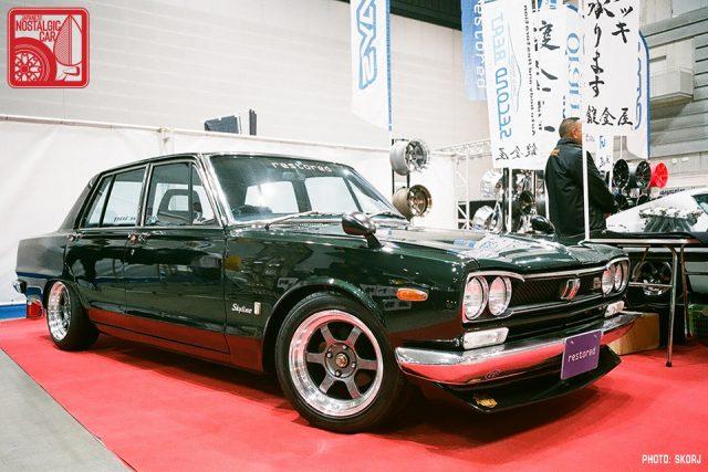 Nos2Days-Sk13_Nissan Skyline C10 hakosuka