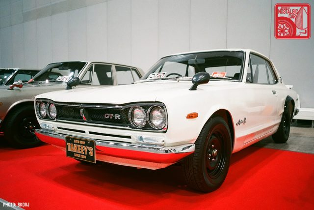 Nos2Days-Sk14_Nissan Skyline C10 hakosuka