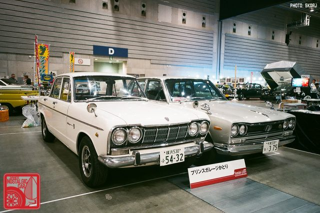 Nos2Days-Sk18_Nissan Skyline C10 hakosuka S54