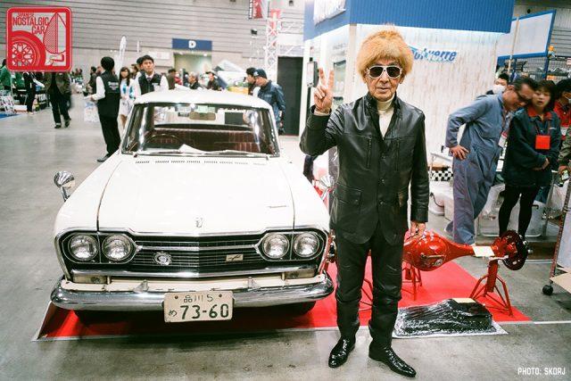Nos2Days-Sk28_Yoshikazu Sunako Prince Skyline S45
