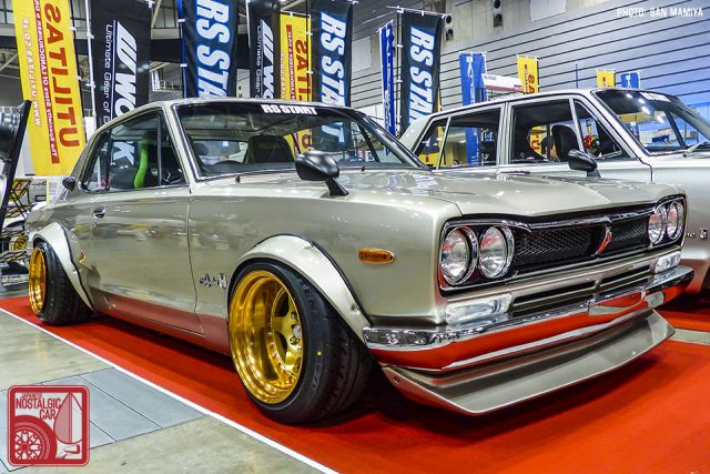 SM70289_Nissan Skyline C10 hakosuka RS Start_Nissan Skyline C10 hakosuka RS Start