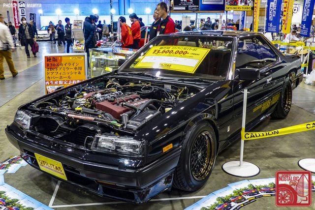SM80058_Nissan Skyline DR30 Utilitas