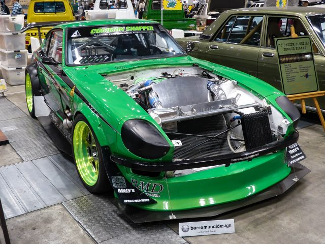 SM80576_Nissan FairladyZ S30 3-rotor