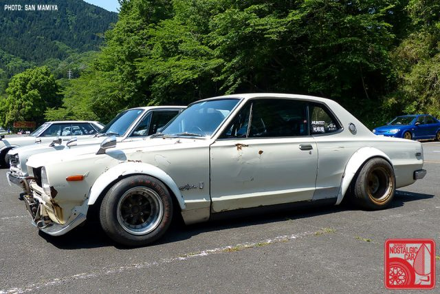 001-1-1_Nissan Skyline C10 hakosuka drift car