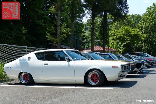 009-1-7_Nissan Skyline C110 kenmeri
