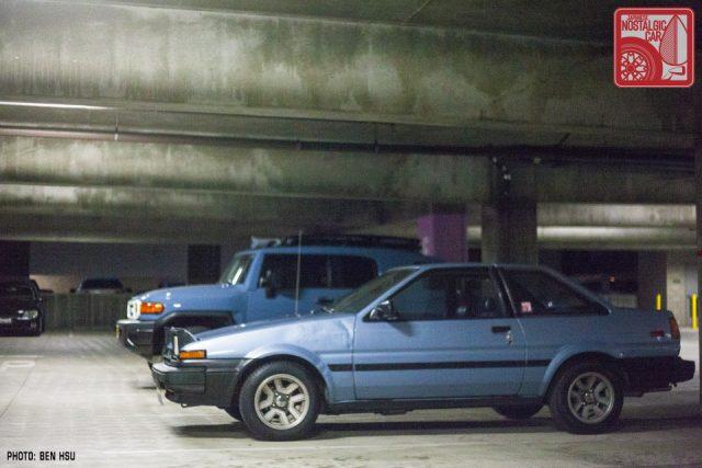 024-IMG_9672_Toyota AE86 Corolla & FJ Cruiser