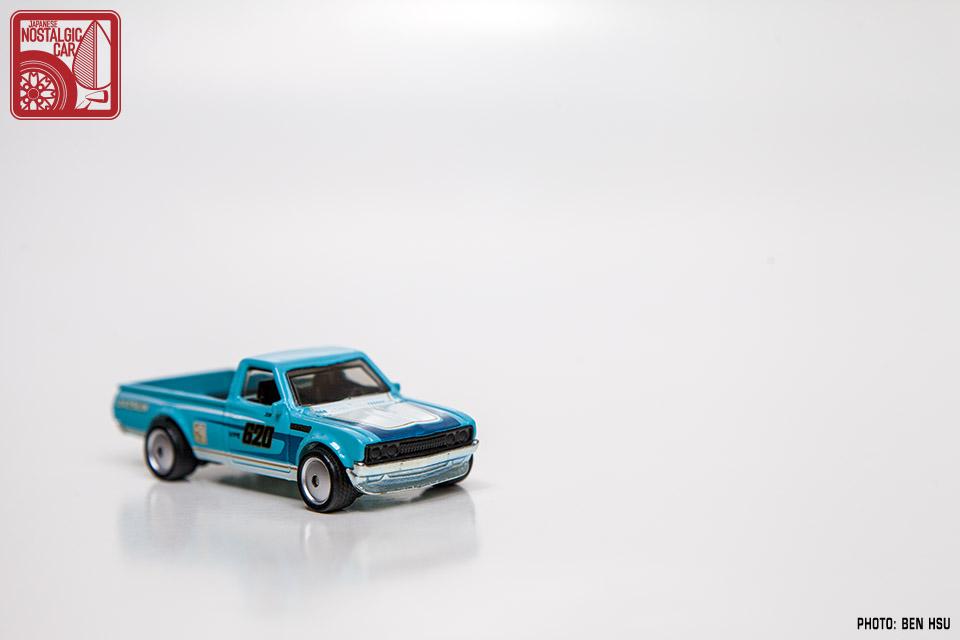 minicars 2016 hot wheels x jnc datsun 620 car culture. Black Bedroom Furniture Sets. Home Design Ideas