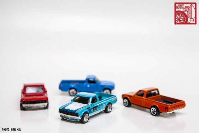 1498_Hot Wheels Car Culture Trucks Datsun 620