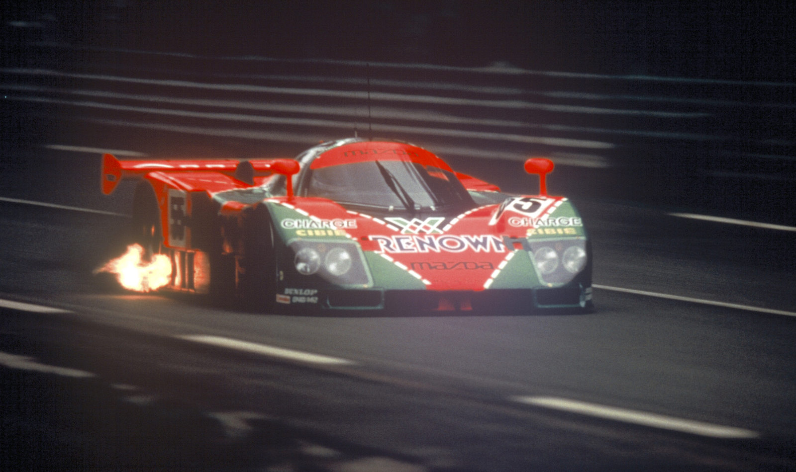 25 year club celebrating the le mans winning mazda 787b part 01 japanese nostalgic car. Black Bedroom Furniture Sets. Home Design Ideas