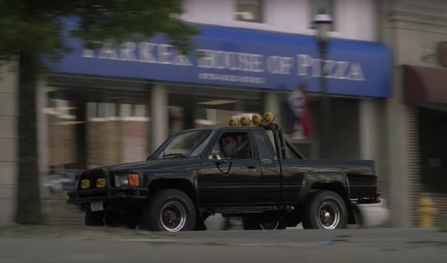 Back to the Future 1985 Toyota Pickup