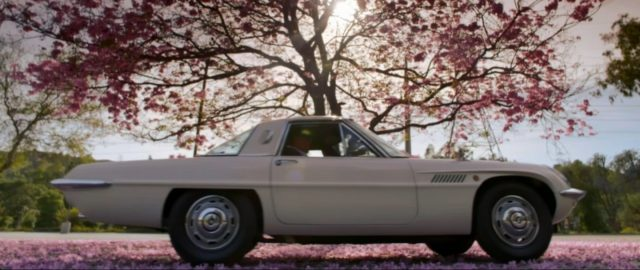 Mazda Cosmo Sport - Jerry Seinfeld Margaret Cho Comedians Cars Coffee