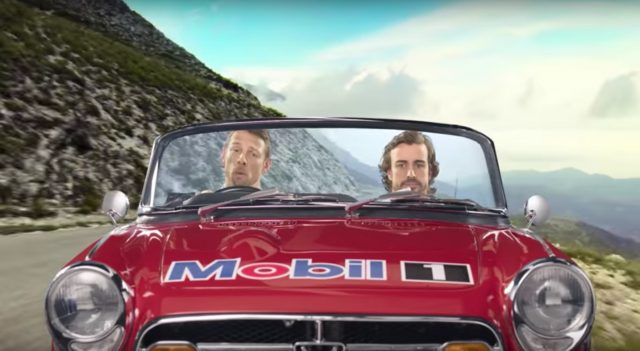 Mobil 1 Endless Road Trip