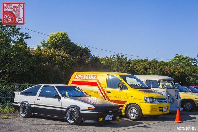 14-2353_Mooneyes Toyota AE86 & Townace