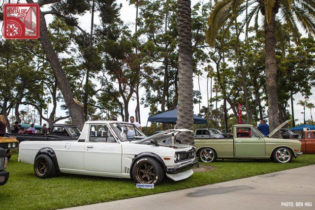 158-1381_Nissan Sunny truck Hakotora