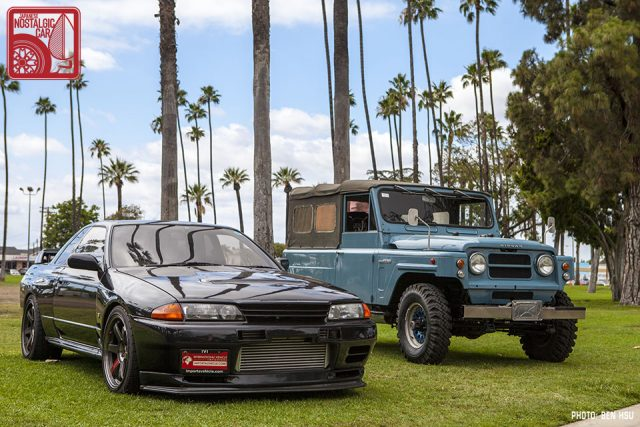 197-1451_Nissan Skyline GTR R32 & Patrol