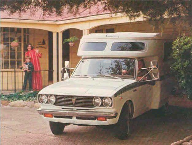 1976 toyota chinook