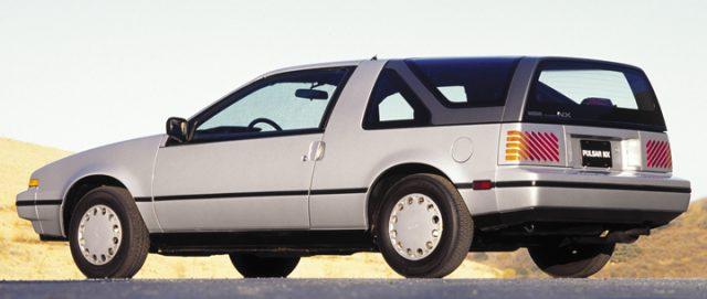 Nissan Pulsar NX EXA Canopy
