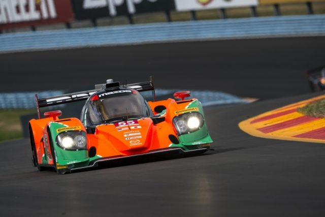 Mazda Prototype IMSA Le Mans livery