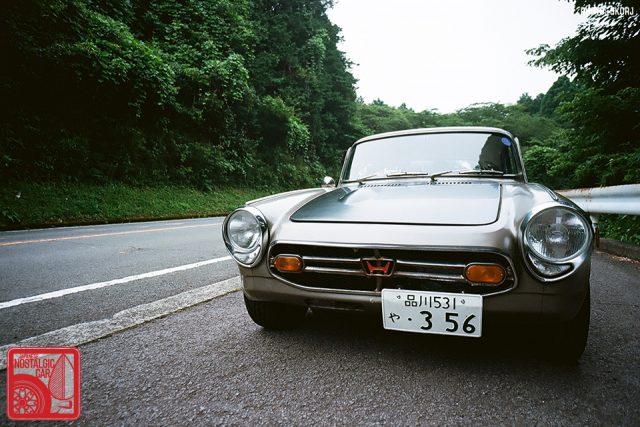 R3a-071s_Izu Skyline Honda S800 Coupe