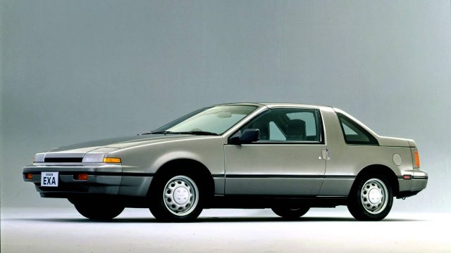Nissan EXA Coupe