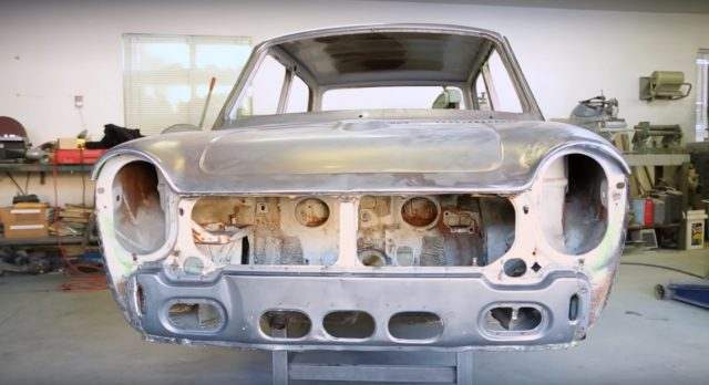 Honda Serial One paint