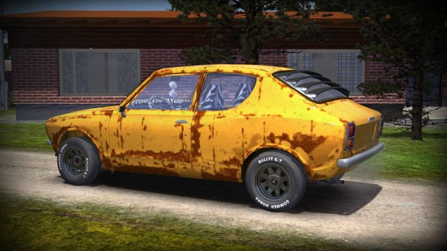 My Summer Car Datsun Cherry 02