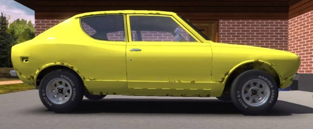 My Summer Car Datsun Cherry 03