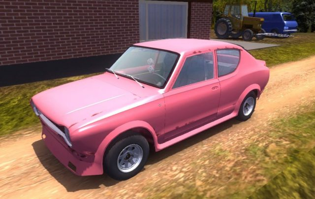 My Summer Car Datsun Cherry 04