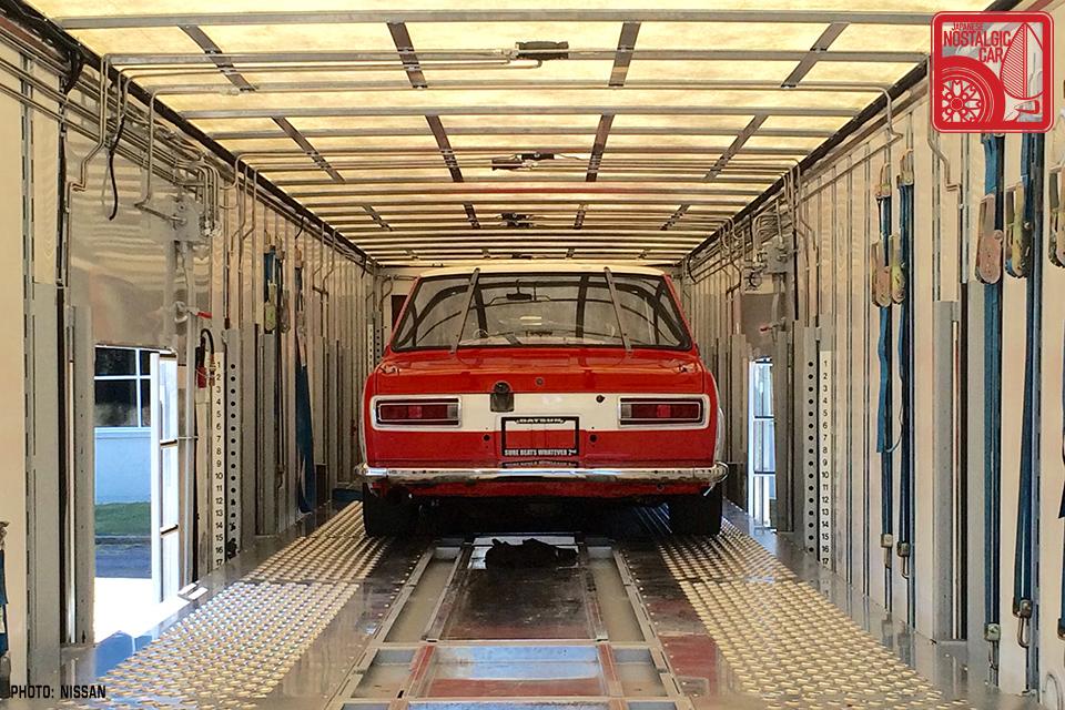 jccs preview nissan dna garage cars loaded up japanese nostalgic car. Black Bedroom Furniture Sets. Home Design Ideas