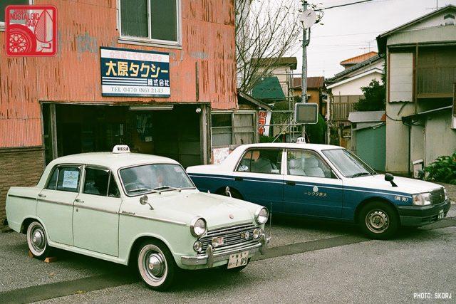 Isumi 016_nissan Bluebird 310 Taxi